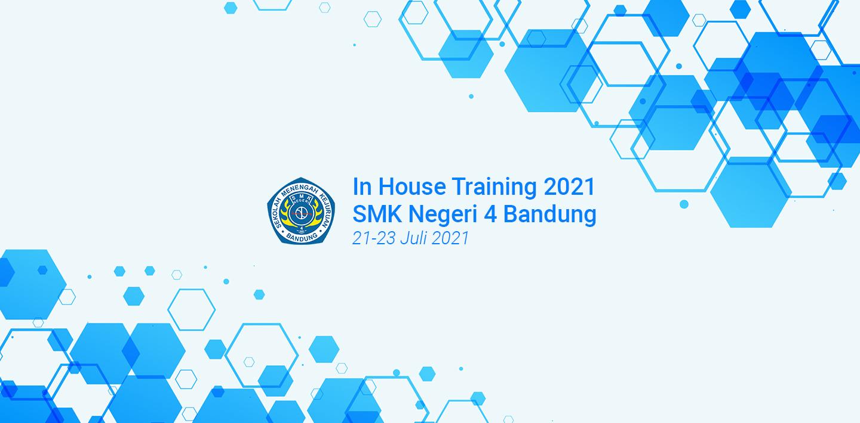 Pelaksanaan In House Training 2021